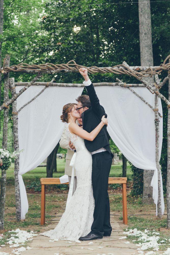 Case & Lindsay: Terrapin Creek Wedding