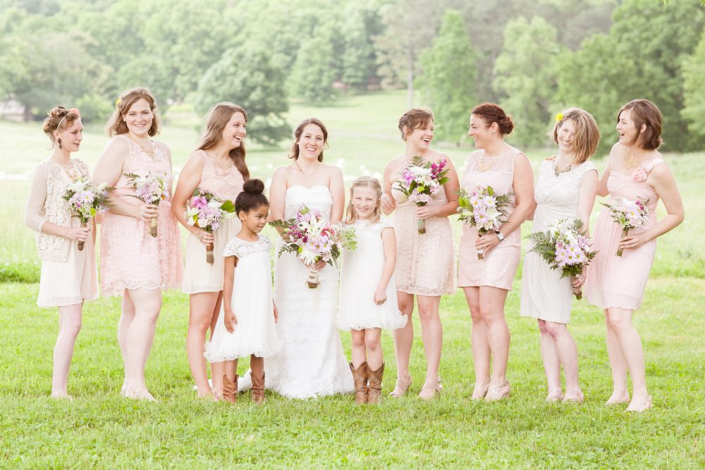 Chris & Gaylyn: Sweet Seasons Farm Wedding