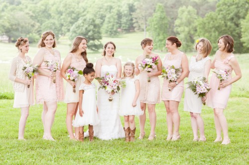 Chris & Gaylyn: Sweet Seasons Farm Wedding