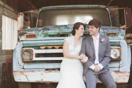 Rachel & Carl: Southern Wedding