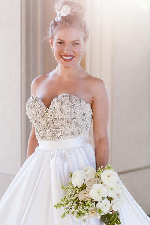 White Dresses Fashion Shoot
