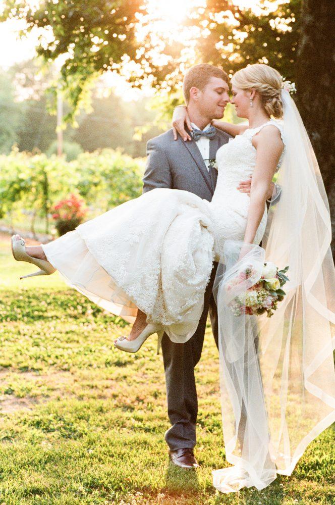 Sonia & Matt: Creekside Plantation Wedding