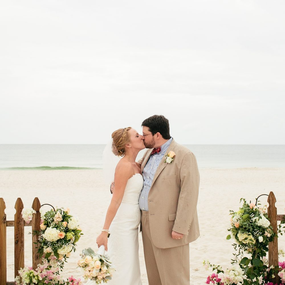 Kristen & Brad: Orange Beach Bash