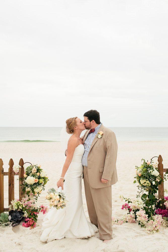 Kristen & Brad: Orange Beach Bash