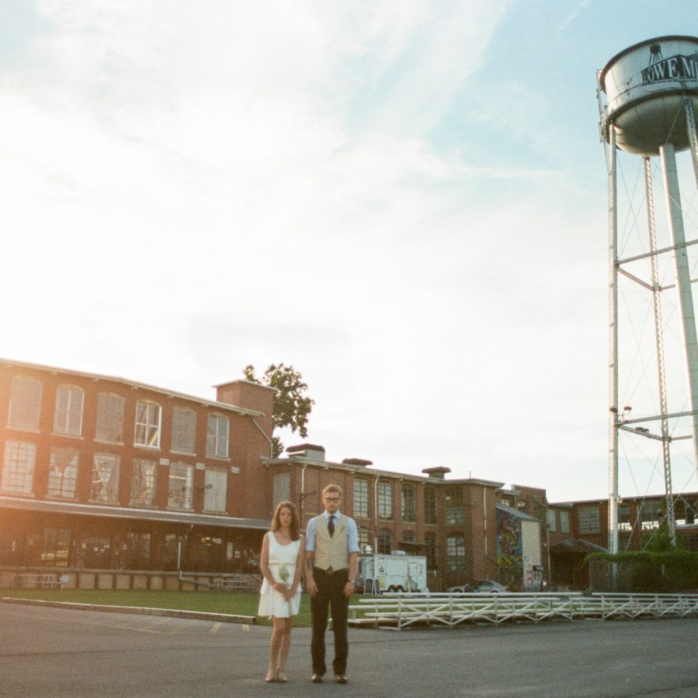 Johnny & Lydia: Lowe Mill Wedding