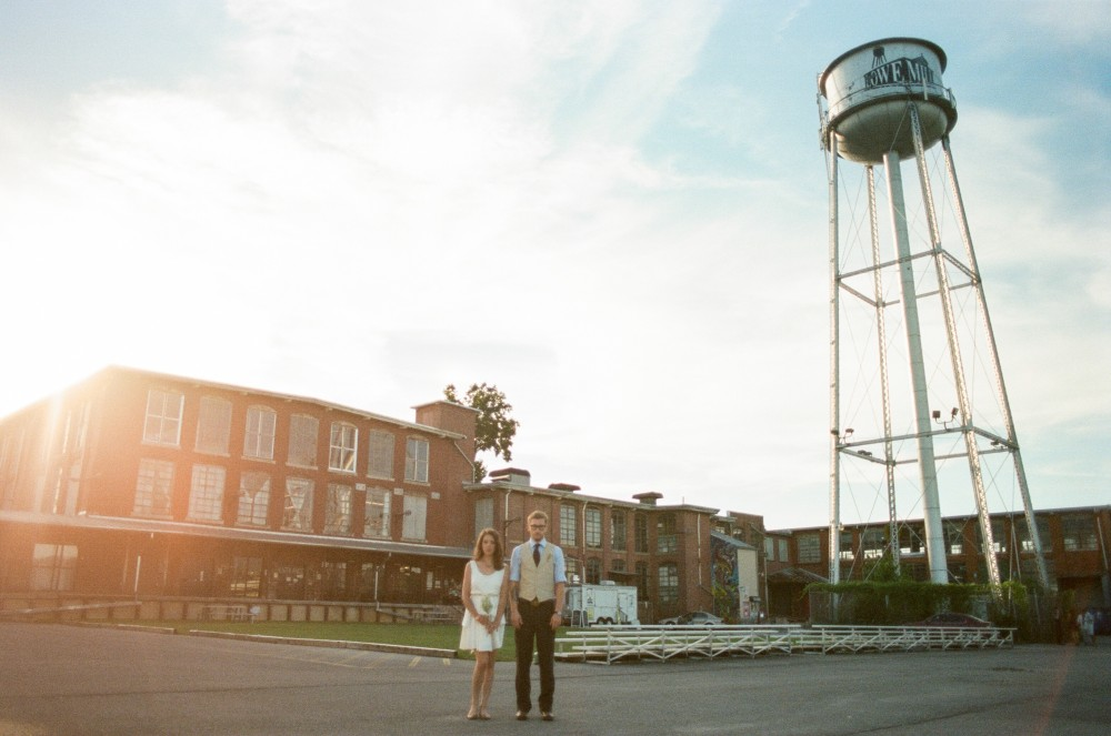 Johnny & Lydia: Lowe Mill Wedding