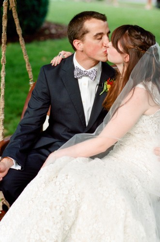 Willoughby & Josh: Historic Huntsville Wedding