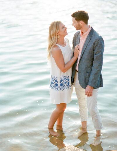 YeVonne & Alex's Smith Lake Engagement