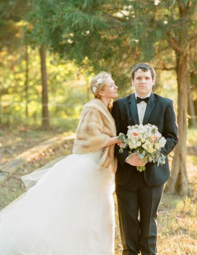 Sarah & Michael: Gorham's Bluff Wedding