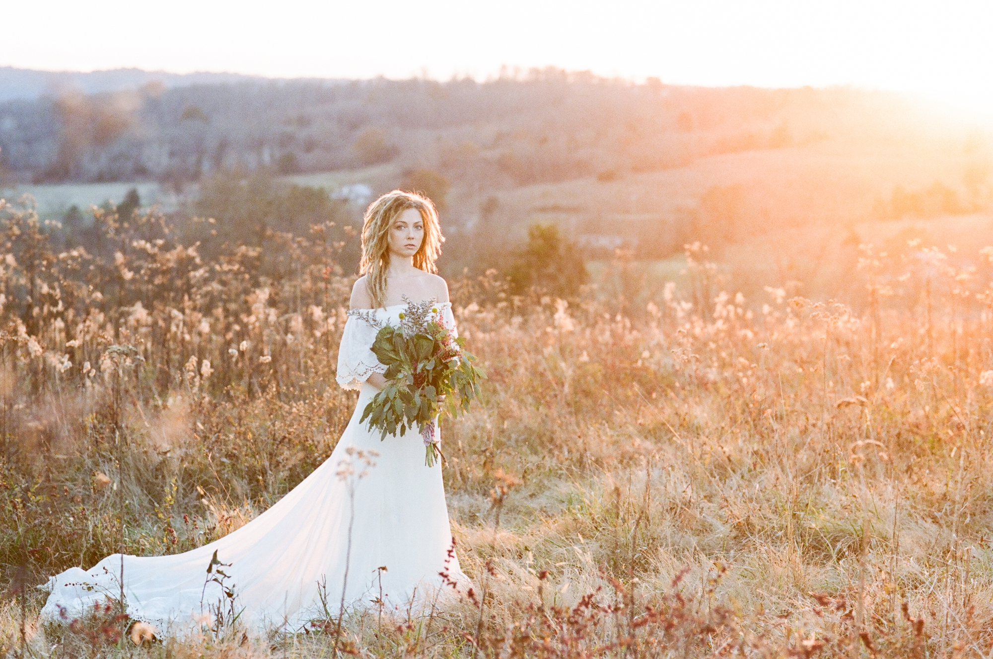 bohemian farmhouse bridal fashion_0035