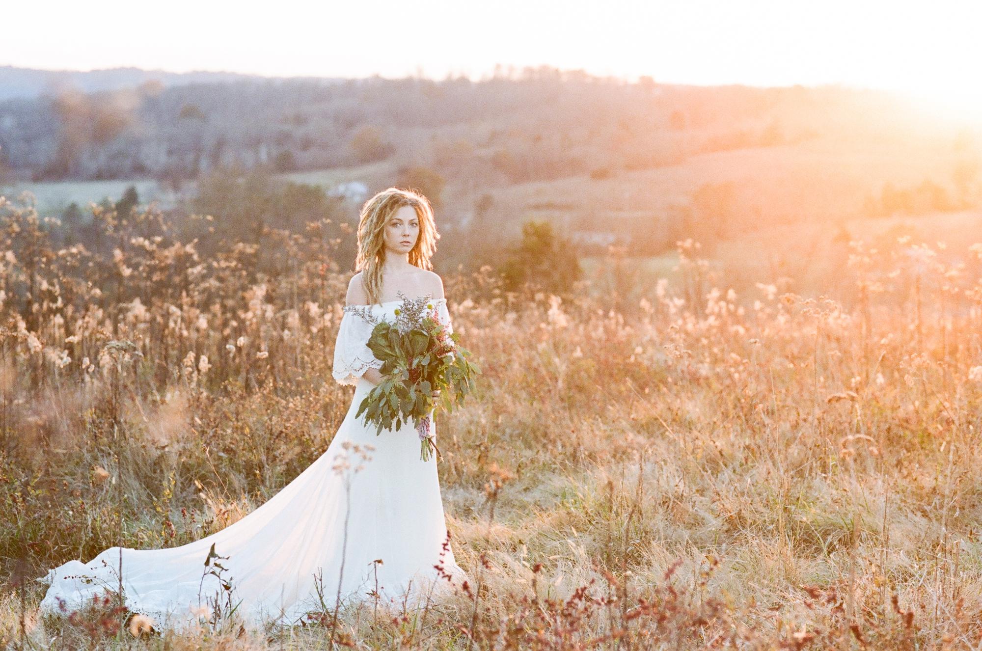 bohemian farmhouse bridal fashion_0035