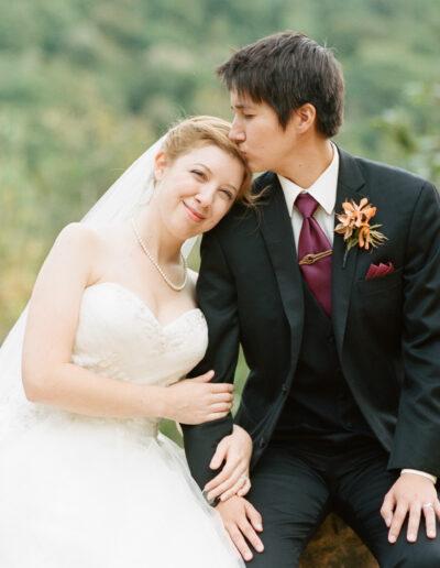 Erin & Heather: Monte Sano Lodge Wedding