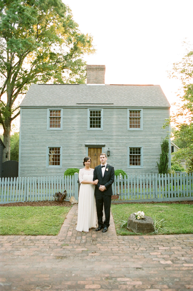 Elegant Southern Wedding