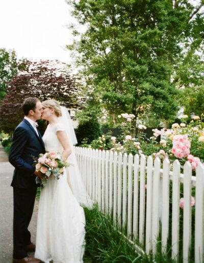 Amanda & Phillip: Weeden House Wedding