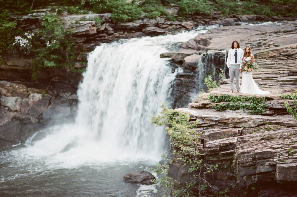 Little River Canyon Elopement