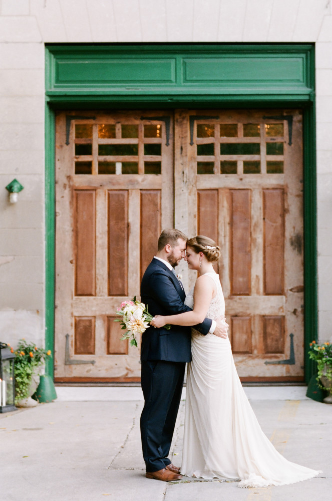 Kathy & Rob: Firehouse Chicago Wedding