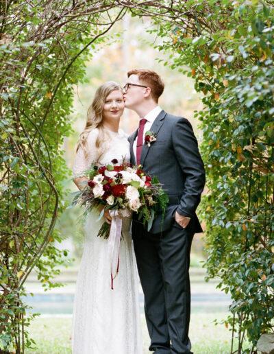 Jordan & Amber: J&D Farms Wedding