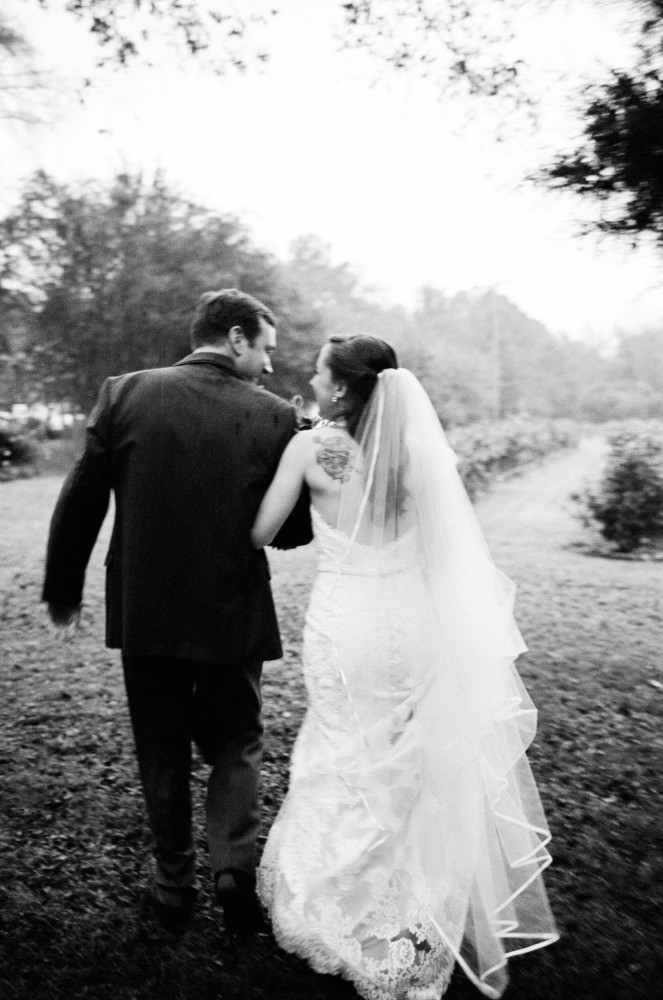 Jill & Hall: Creekside Plantation Wedding