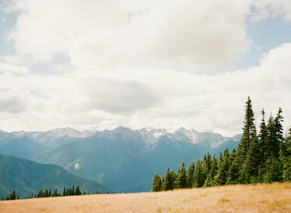 Travel: PNW - Port Angeles & Hurricane Ridge