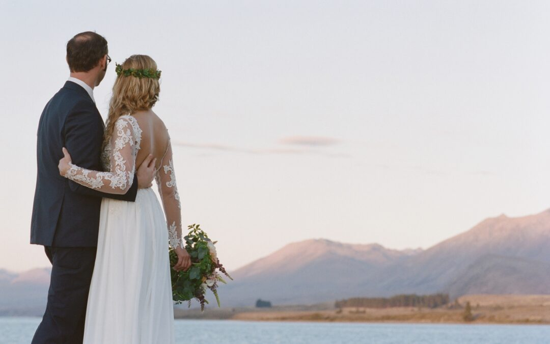 Paige & Josh: New Zealand Elopement