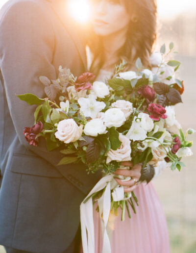Scarborough Fair Wedding Inspiration