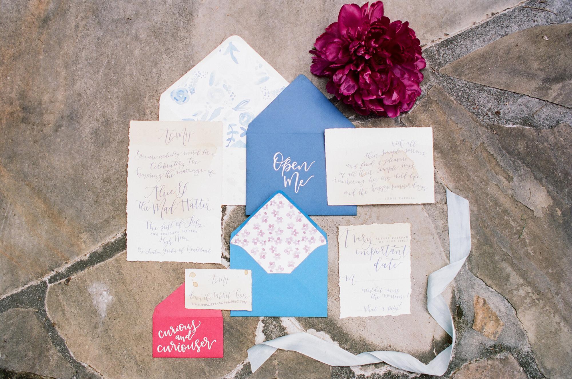 alice in wonderland wedding inspiration_0006