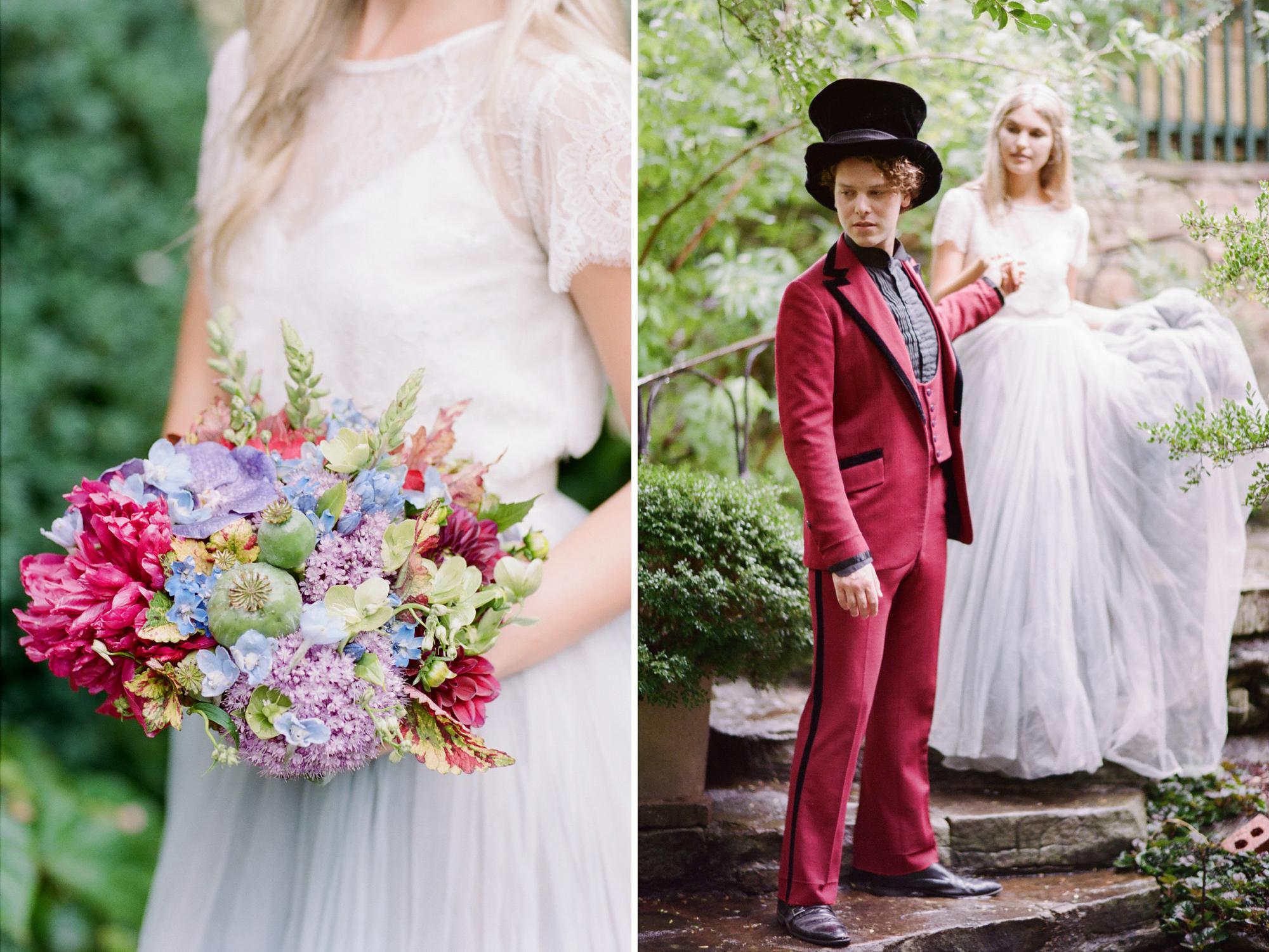 alice in wonderland wedding inspiration_0009