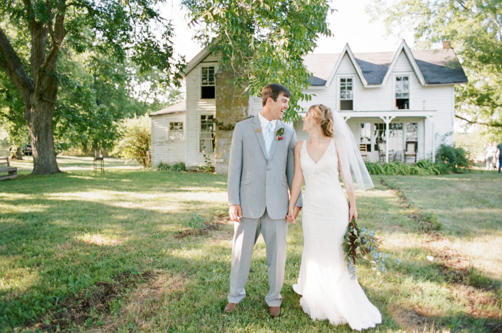 Kelsey & Morgan: Southern Farmhouse Wedding
