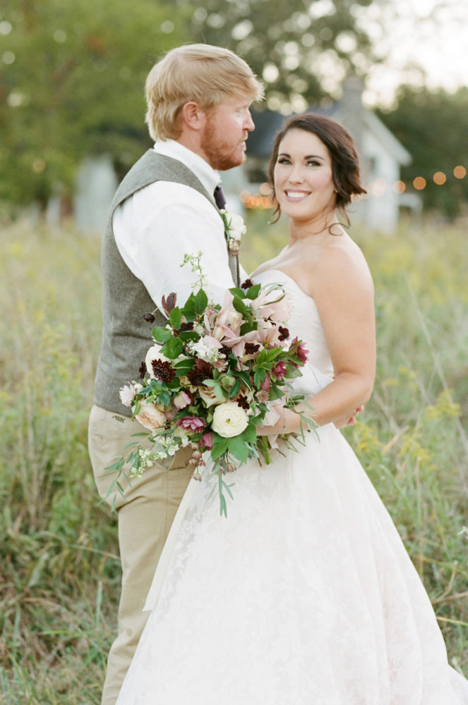 Amber & Josh: Hardy Chambers Farmhouse Wedding