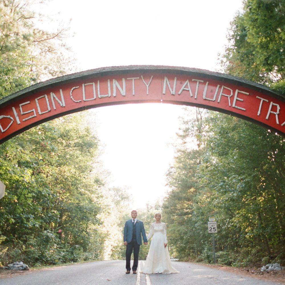 Emily & Bryan: Nature Trail Elopement