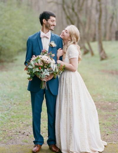 Anna & Ben: Mooresville Wedding