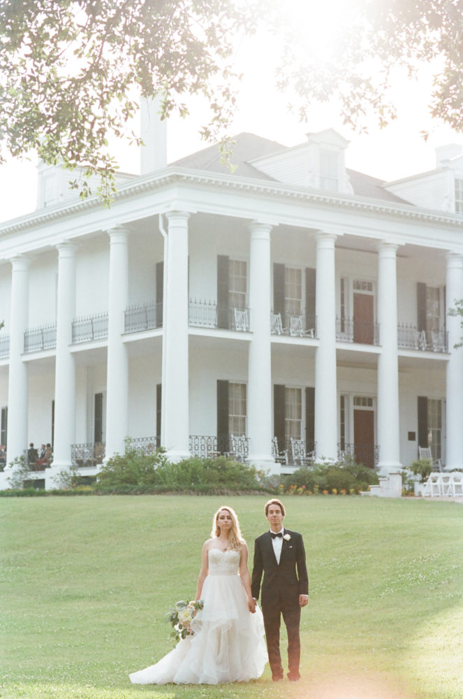 Mary & Joe: Dunleith Historic Inn Wedding