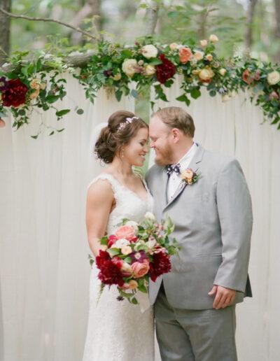 Lauren & Matt: Green Mountain Wedding