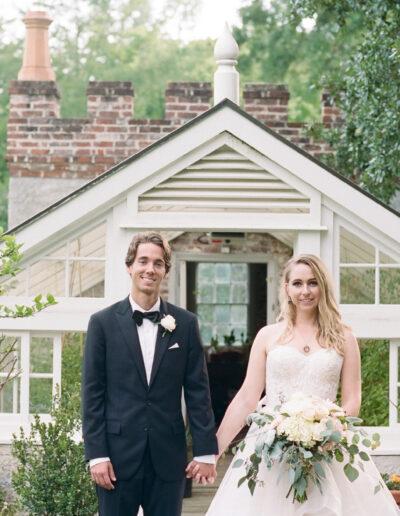 Mary & Joe: Dunleith Historic Inn Wedding