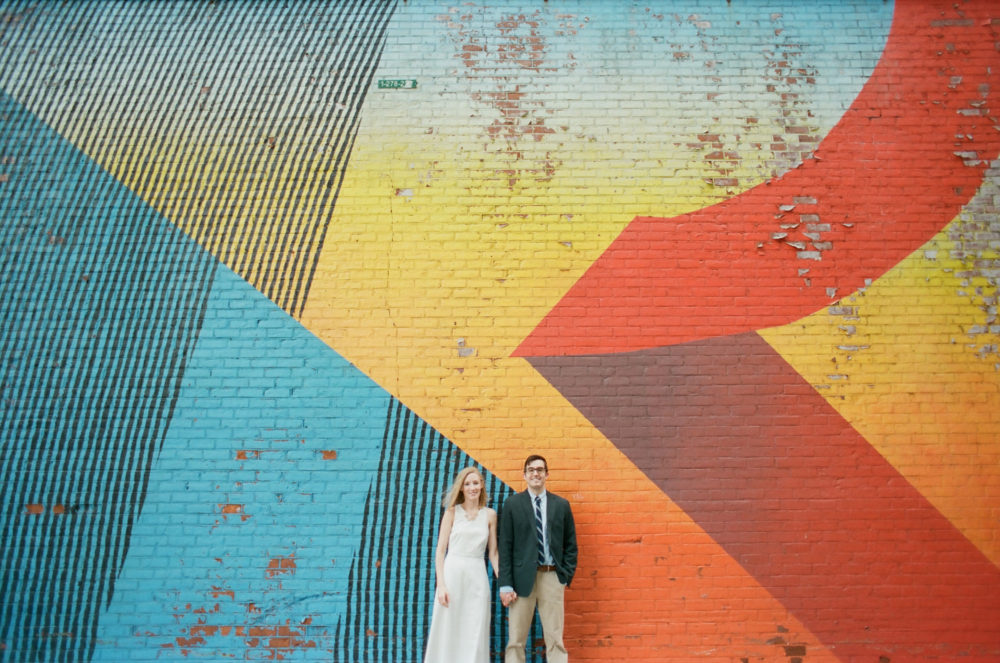 Sydney & Andrew: NYC Engagement