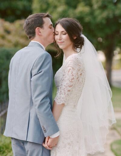 Sarah & Rob: Weeden House Wedding