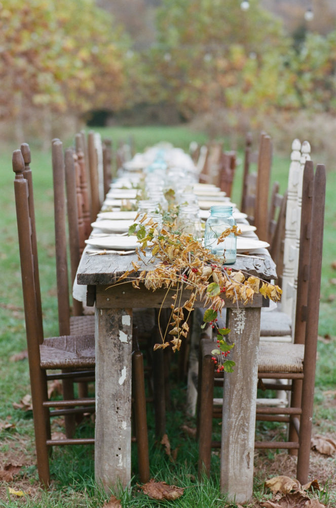 Cynthia & Parrish: Hardy Chambers Farmhouse Wedding
