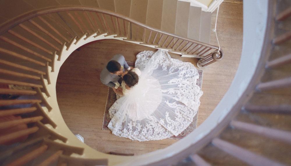 Sarah & Rob's Weeden House Wedding