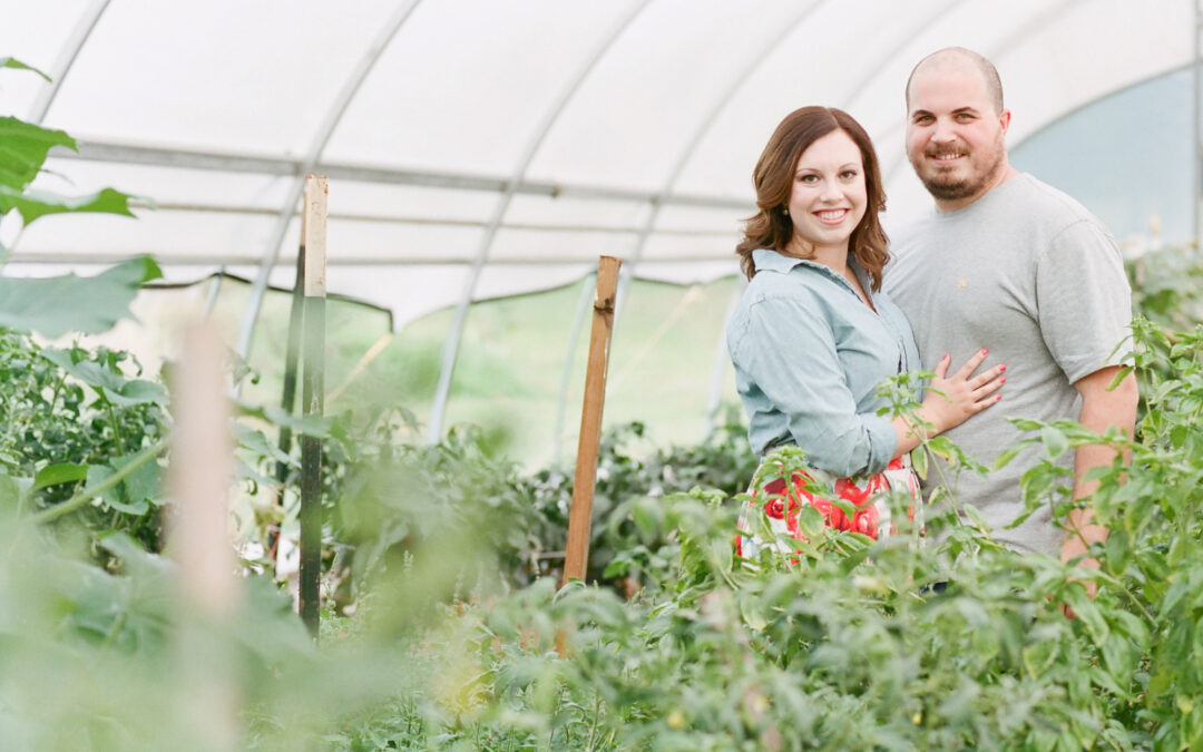Chanler & Daniel's Alabama Summer Engagement