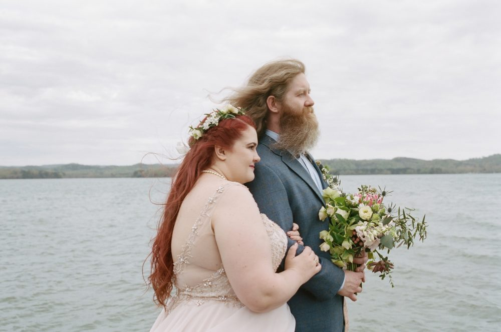 Makyla & Jarrod Lakeside Wedding