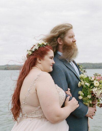 Makyla & Jarrod's Lakeside Wedding