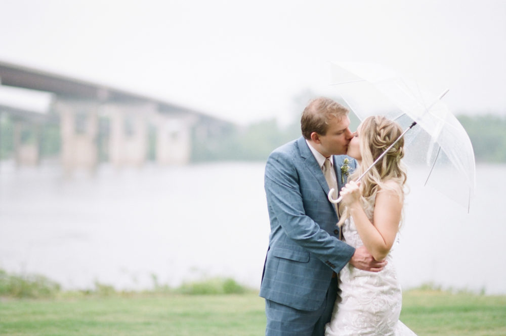 Anne & Hamlin: Riverside Wedding