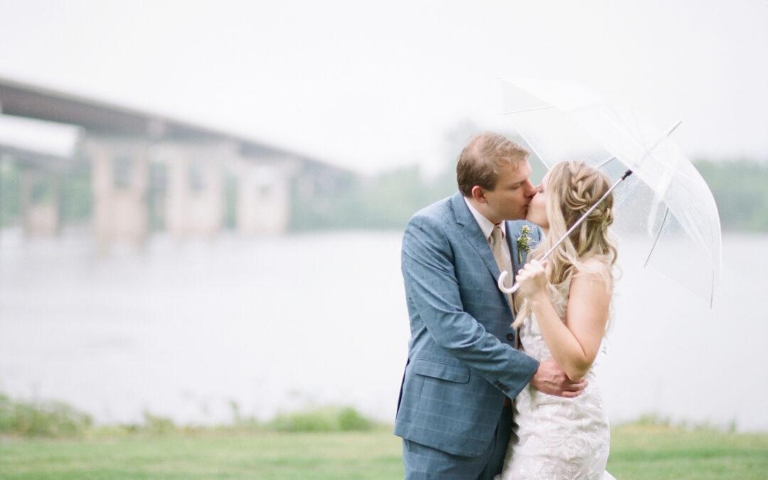 Anne & Hamlin: Riverside Wedding