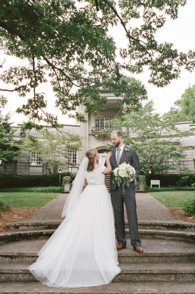 Elise & David: Burritt on the Mountain Wedding