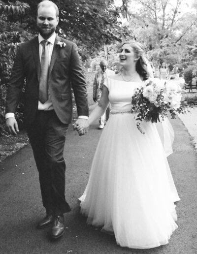 Elise & David: Burritt on the Mountain Wedding