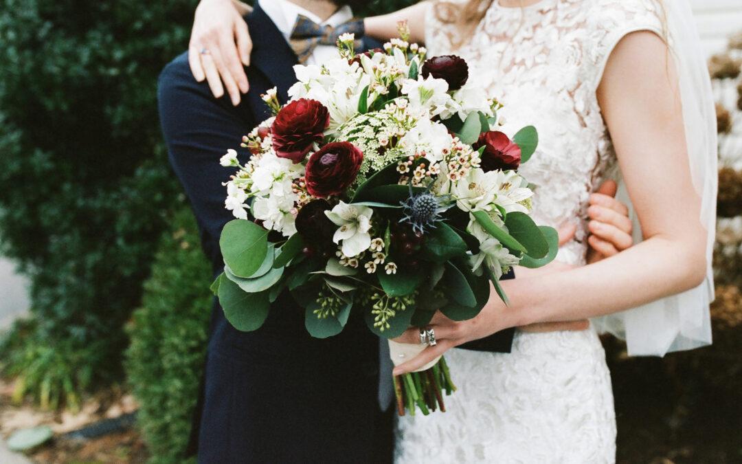 Hanna & Alessio: Five Points Wedding