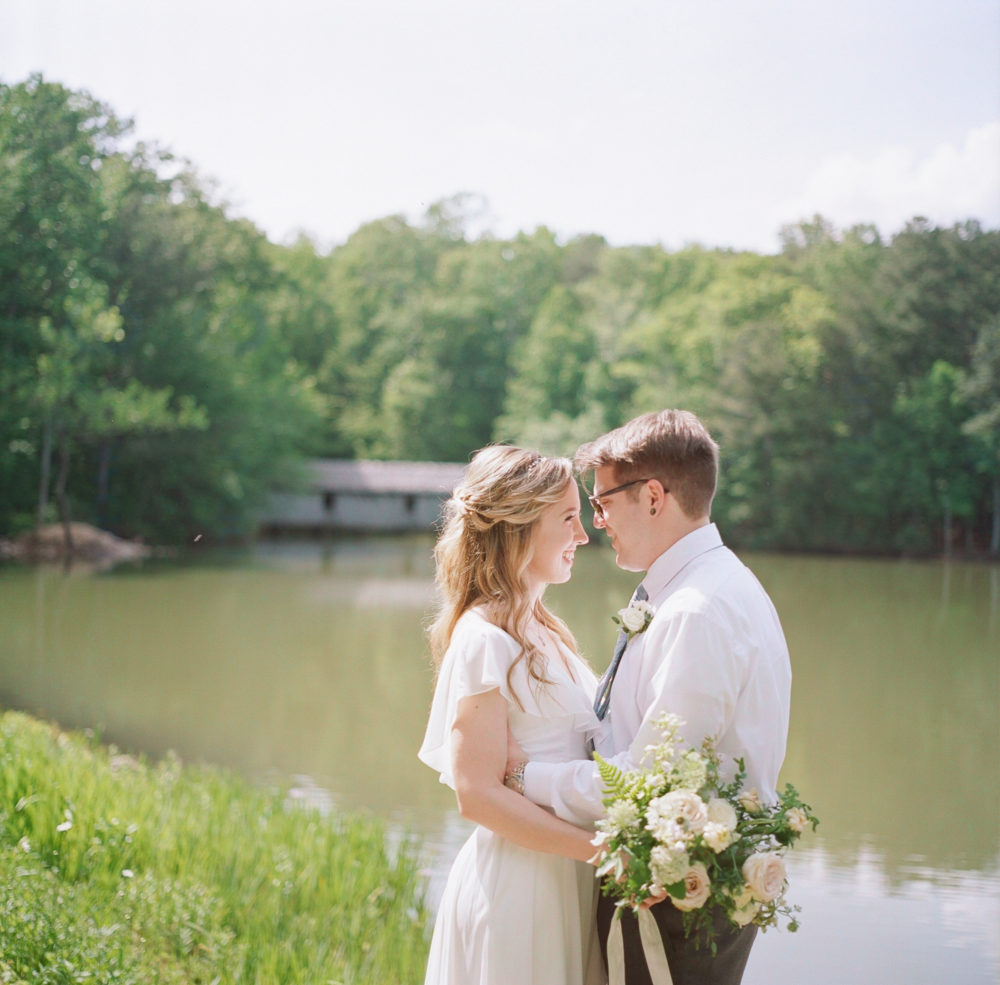 Jill & Cole: Spring Mountain Wedding