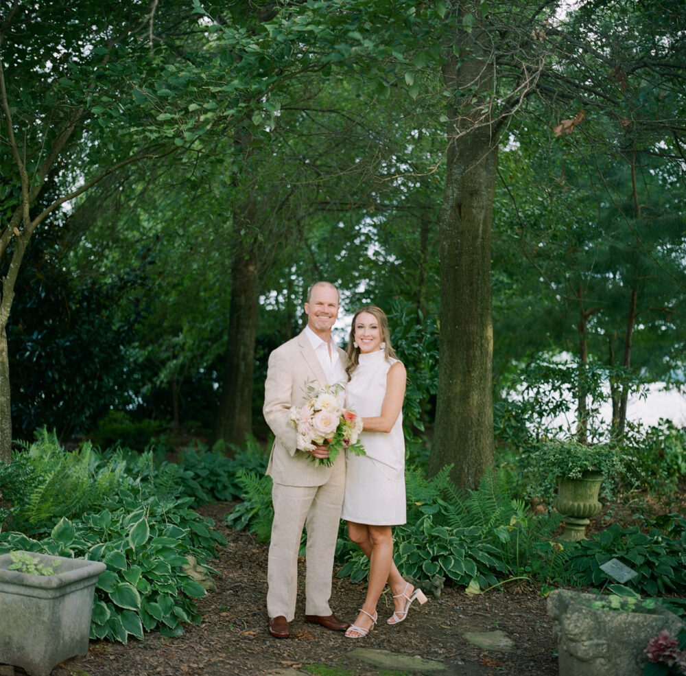 Stacey & JD: Lakeside Wedding
