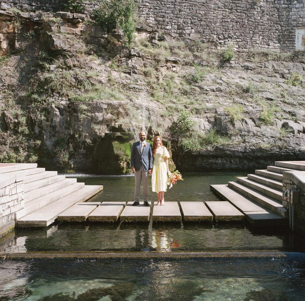 Sara & Partha: Huntsville Elopement