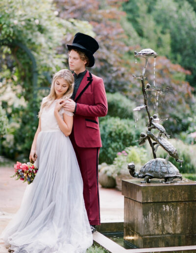 Wonderland Wedding: Alice & The Mad Hatter